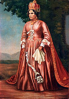 queen consort of Madagascar then sovereign of the Kingdom of Madagascar from 1828 to 1861