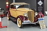 Rare 1934 Ford Roadster (Warbirds & Wheels museum).jpg