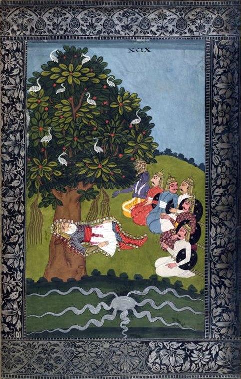 Razmnama Bhishma