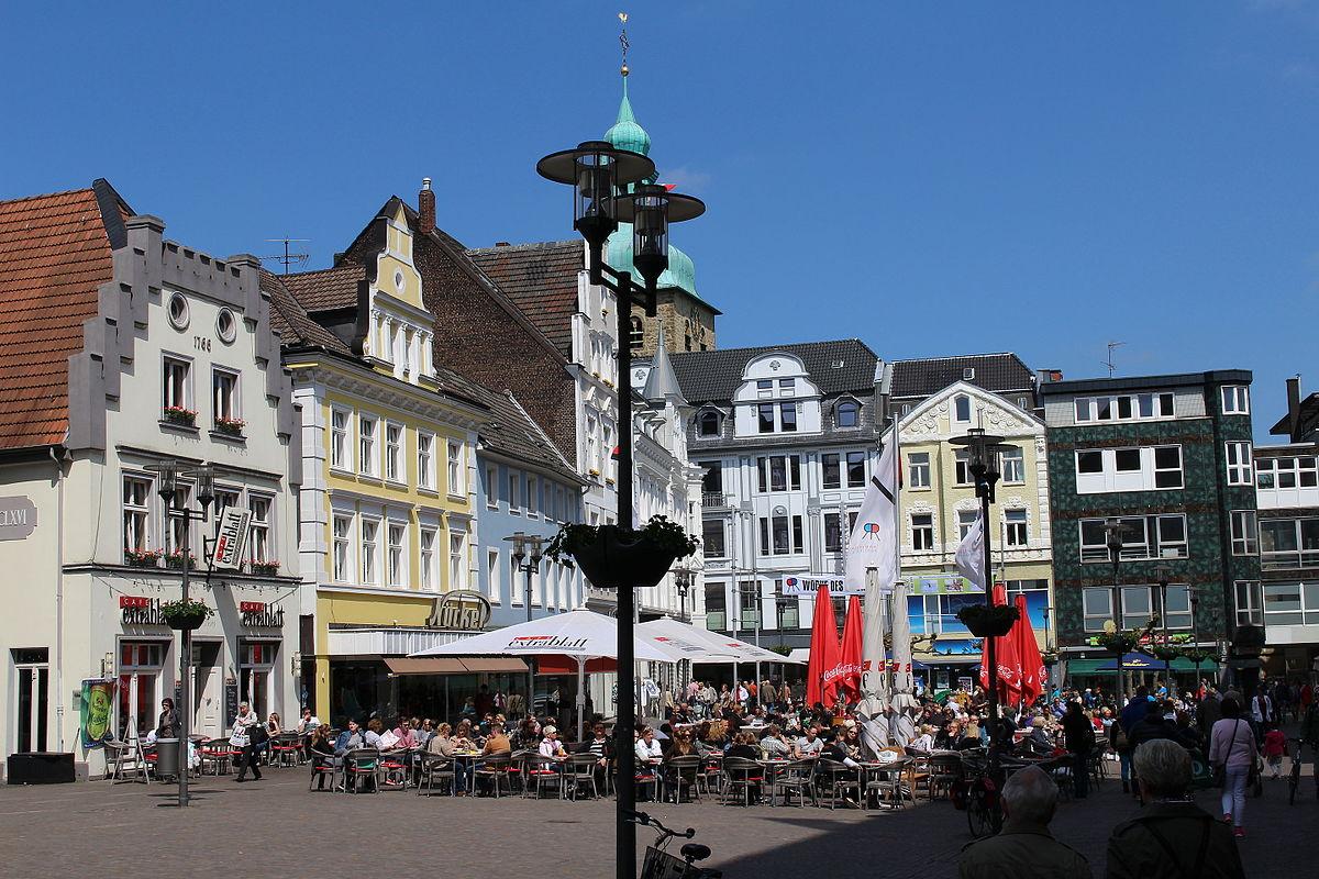 Markt De Recklinghausen