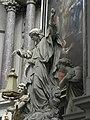 Redon (35) Abbatiale Saint-Sauveur - Intérieur - Maître-autel 14.jpg
