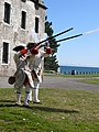 Reenactors at Fort Niagara.jpg