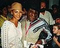 Reggie Bibbs with Beyoncé Knowles.jpg
