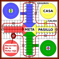 Parchis Wikipedia La Enciclopedia Libre