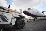 Relocation of Kish Air Tupolev Tu-154 (EP-LBR) to the Kish Island coast (7).jpg