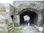 Remains of the Citadel, Leith