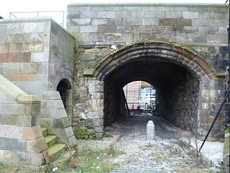 Leith - Remains of the Citadel