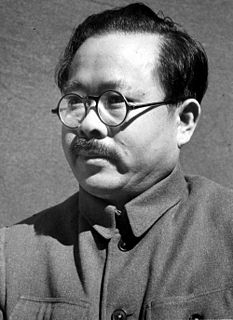 Ren Bishi Secretary of the Communist Party of China