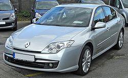 Renault Laguna (2007–2011)