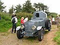Replica Armoured Car - geograph.org.uk - 556295.jpg