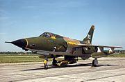 Republic F-105D Thunderchief USAF