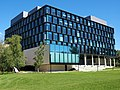 Research School of Social Sciences building at the ANU February 2021.jpg