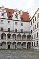 Residenzstraße A 2, Innenhof des Schlosses Neuburg an der Donau 20170830 014.jpg