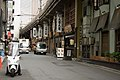 Restaurants under JR girder, Yurakucho.jpg