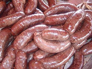 Sausages from Réunion
