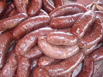 Sausage - Sausages from Réunion