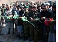 Ribbon-cutting for the opening of the Chutu Bridge, Urozgan Province (December 2008).jpg