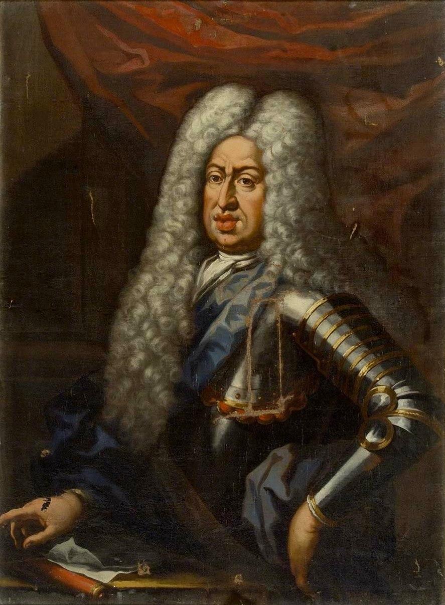 Richter, Ferdinando (copia da) - Gian Gastone de' Medici