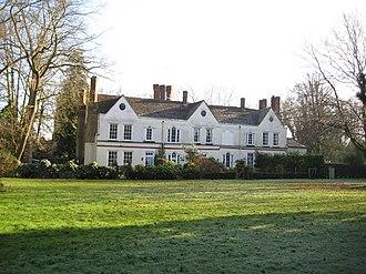 Batchworth - Image: Rickmansworth, The Bury geograph.org.uk 1244958