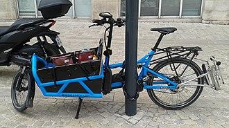 Riese und Müller - E-cargo bike
