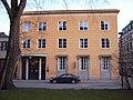 Riksbankshuset, uppfört 1931-1932, vid Tyska torget i Norrköping, den 4 april 2007.JPG