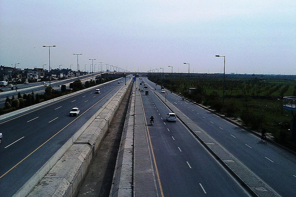 Ring Road, Lahore near Allama Iqbal International Airport