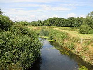 River Adur river in the United Kingdom