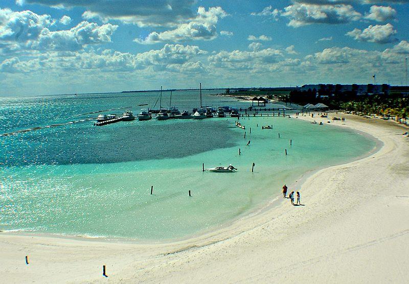 Lua de mel na Riviera Maya
