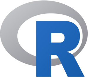 English: Logo for R