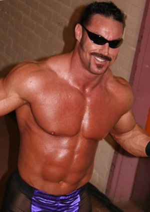 Rob Conway - Conway making his entrance at a house show in 2005
