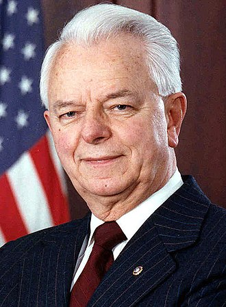 1988 United States Senate elections - Image: Robert Byrd official portrait (cropped)