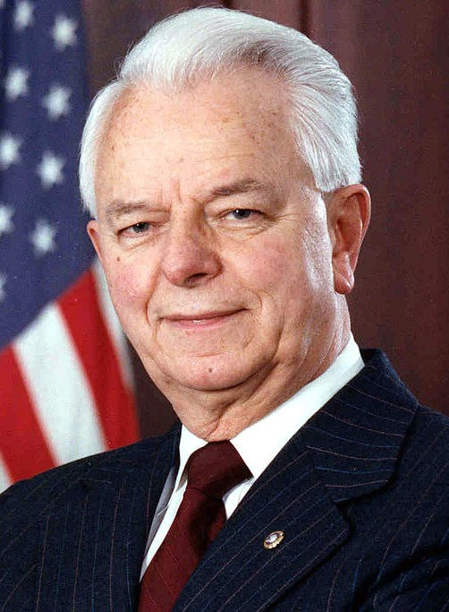 Robert Byrd official portrait (cropped)