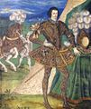 Robert Devereux Earl of Essex in Armour attr Hilliard.jpg