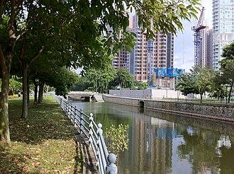 Robertson Quay - Image: Robertson Quay, Singapore 20110731