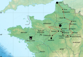 Robet Knolles' campaign in France August-Sept. 1370.png
