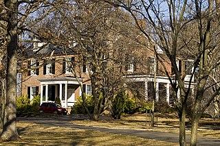 Rockland (Leesburg, Virginia) building in Virginia, United States