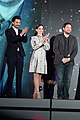 Rogue One- A Star Wars Story Japan Premiere Red Carpet- Diego Luna, Felicity Jones & Gareth Edwards (35411025750).jpg