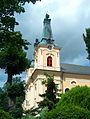 Rokitno, kościół par. p.w. Matki Boskiej Królowej Polski 01.jpg