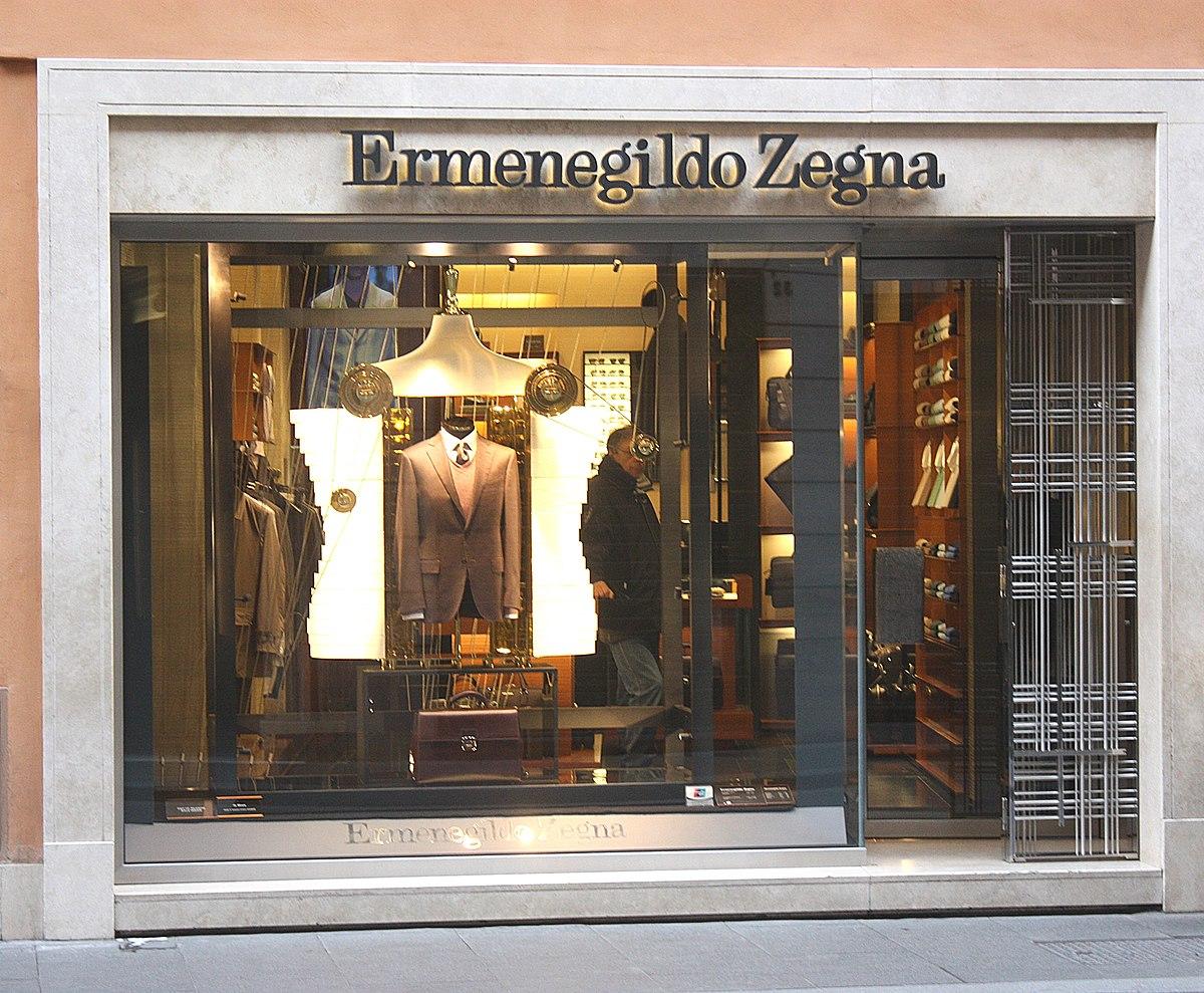 Ermenegildo Zegna Wikipedia