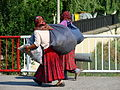 Roma-Gypsy Women - Sighisoara - Romania.jpg
