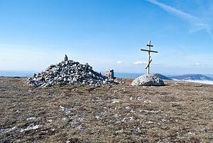 Roman-Kosh - Image: Roman Kosh (Crimea) top 2