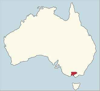 Roman Catholic Archdiocese of Melbourne - Image: Roman Catholic Diocese of Melbourne in Australia