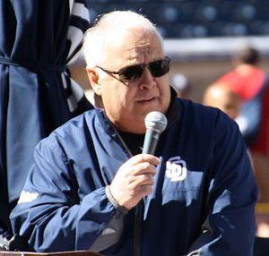 Ron Fowler - Fowler in 2014.