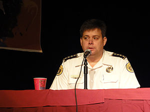 New Orleans Police Department - Ronal Serpas, 2010