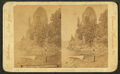 Rooster Rock. Columbia River, from Robert N. Dennis collection of stereoscopic views.png