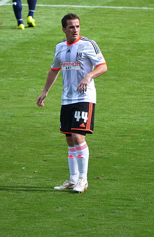 Ross McCormack - McCormack playing for Fulham in 2014