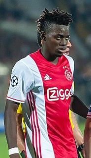 Bertrand Traoré Burkinabé association football player