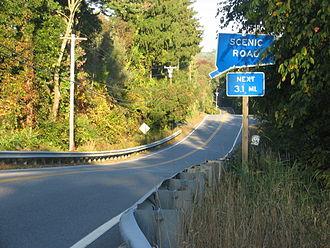 Pomfret, Connecticut - Brayman Hollow