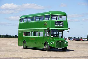 Routemaster RCL2260 (CUV 260C), 2010 North Weald bus rally.jpg