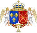 Royal Coat of Arms of France & Navarre.svg
